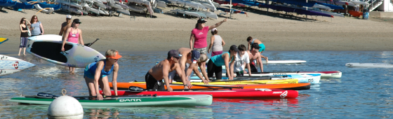 Performance Paddling Announces SUP Training Club (For Adults)!
