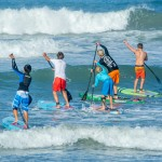 Surf Race Action