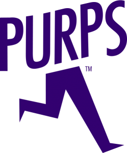 Purps Logo Vector Purple