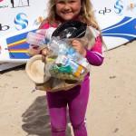 Isabella beach clean-up