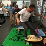 Indo Board fun